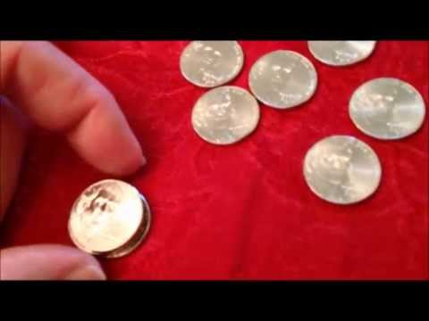 GET BRAND NEW MINT UNCIRCULATED COINS FOR FACE VALUE!! CRH #20!!