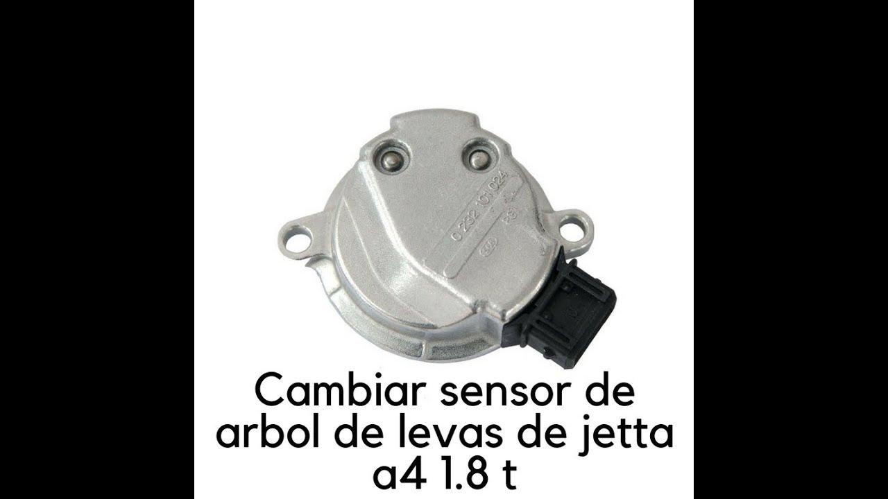 Cambiar Sensor  U00e1rbol Levas Jetta A4 1 8 Turbo