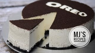 oreo cake no bake easy