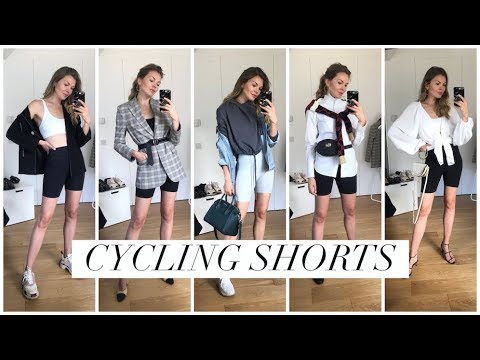 Bike Shorts 5