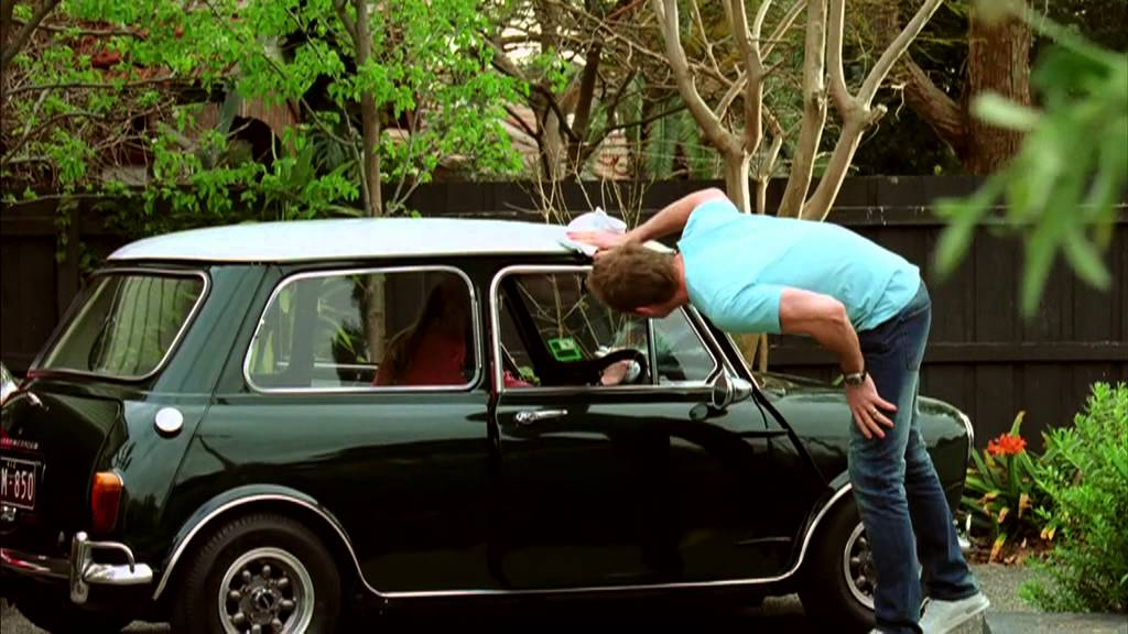Shannons Insurance: Mini Cooper S - Television Commercial