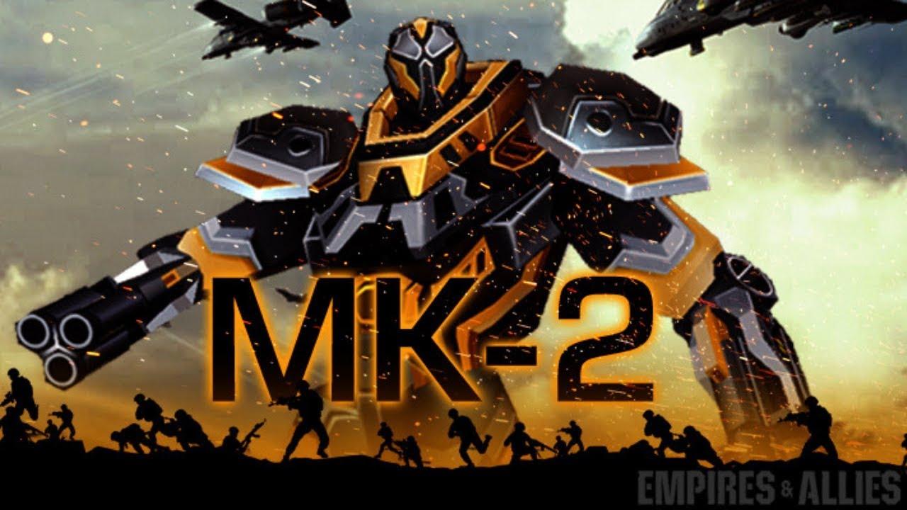 Falcon MK 2 Official Trailer