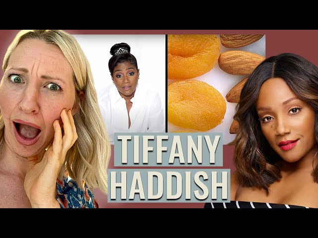 Dietitian Reviews Tiffany Haddish What I Eat in a Day (Diet Culture or Intuitive Eating?!)