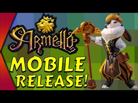 Armello - BEST DIGITAL BOARD GAME ADVENTURE RPG ON MOBILE! | MGQ Ep.176