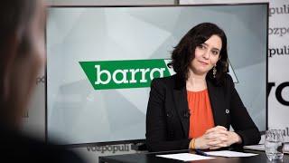 Entrevista completa a Isabel Díaz Ayuso, presidenta de la Comunidad de Madrid