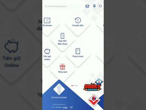Tra soát giao dịch BIDV Smartbanking