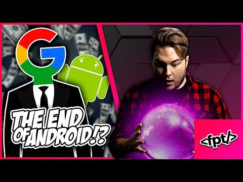 ANDROID IS ABOUT TO CHANGE FOREVER...