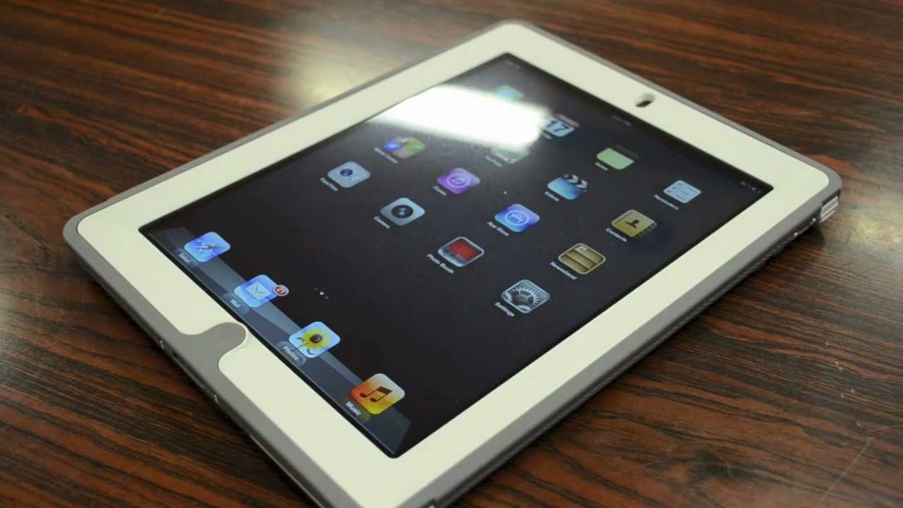 hot sales 2feba 8034f OtterBox Defender Series (White/Grey) for iPad 2, 3 & 4 - Indepth Review