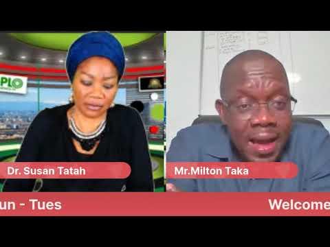 Prof. James Smalls & Milton Taka: On BLACK SATURDAY in KUMBA, Southern Cameroons