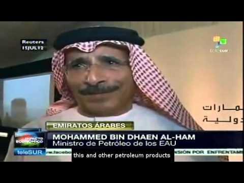 UAE opens oil pipeline bypassing Strait of Hormuz