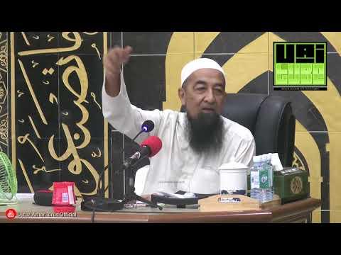 Hidu Ketiak Bakal Isteri &  Cara Kenal Perempuan Solehah - Ustaz Azhar Idrus Official