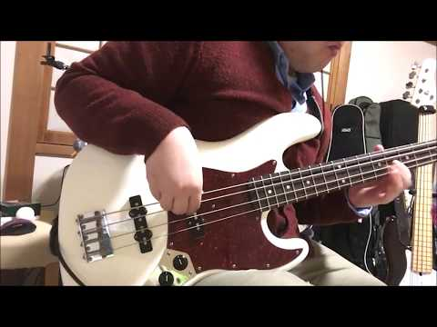 花ざかりWeekend✿ bass cover