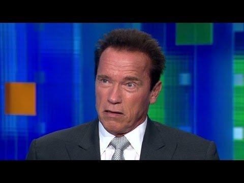Schwarzenegger on the death penalty