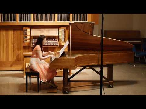 Clementi - Piano Sonata in C major, Op. 37 no. 1, 2nd movement (Period Instrument)