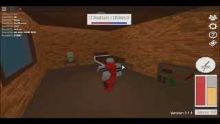 (no voice) Fun little round of Blox hunt on Roblox