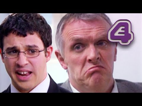 BEST OF THE INBETWEENERS | Mr. Gilbert's Funniest Moments | Series 3