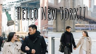 NEW YORK NEW YORK (2 days in the big apple) | Camille Prats