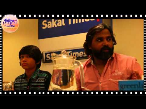Sakal Times Pune Welcomes Cindrella Marathi Movie.