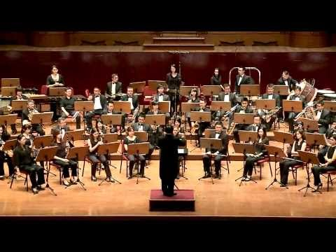 """Philip Sparke: Suite from """"Hymn of the Highlands"""" - 4. Dundonnell-Finale"""