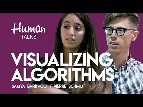 Visualizing algorithms par Samya Barkaoui