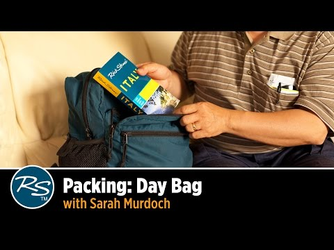 Packing Light & Right: Day Bag