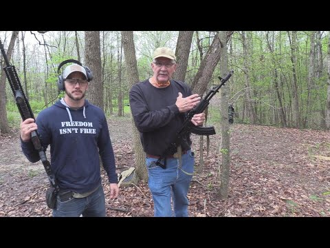 Demolition Ranch and Hickok45 ...