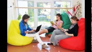 видео Интернет-магазин бескаркасной мебели Bean Bag