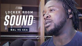 Locker Room Sound vs Ravens: Seahawks React to Facing Lamar Jackson | 2019 Seattle Seahawks