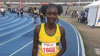 Carifta Games Trials Live Stream - Day 3