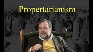 """Propertarianism, Conservatism, and the """"White man's Ghost Dance"""""""