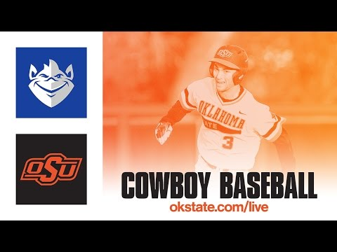 Oklahoma State Baseball vs. Saint Louis