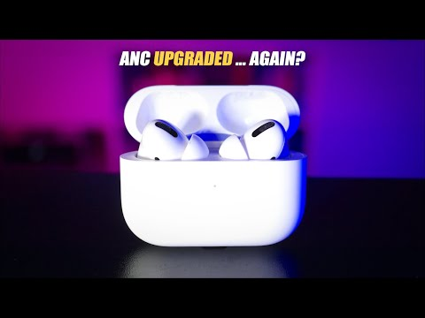 New Airpods Pro Firmware Improves Noise Cancelling Again 2d27 Vs