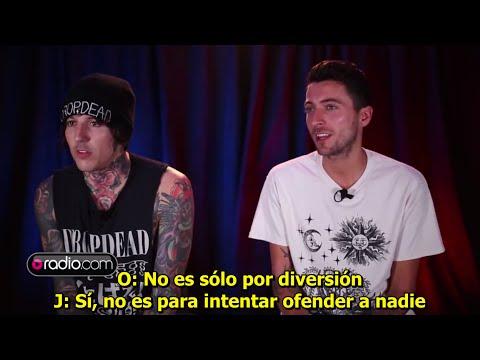 Entrevista Bring Me The Horizon SUBTITULADA ESPAÑOL (Oliver&Jordan, 2014, radio.com)