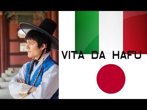 NAOKI HALF JAPANESE HALF ITALIAN