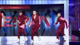 2PM - Again & Again, 투피엠 - 어게인 앤 어게인, Music Core 20090502
