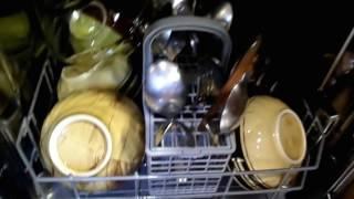 видео Встраиваемая посудомоечная машина HOTPOINT-ARISTON LSTB 4B00 EU