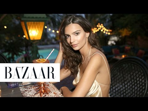 8 Things Emily Ratajkowski Does to Stay in Shape
