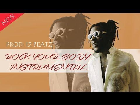 Burna Boy   ROCK YOUR BODY Instrumental Prod.  12BEATZ