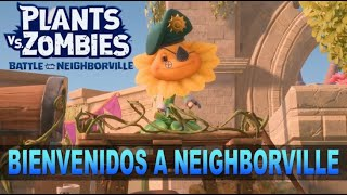 ¡BIENVENIDOS A NEIGHBORVILLE! - Plants vs Zombies: Battle for Neighborville