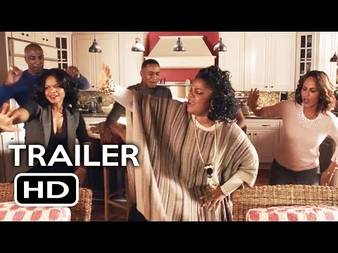 Almost Christmas Official Trailer #2 (2016) Danny Glover, Omar Epps Comedy Movie HD streaming vf
