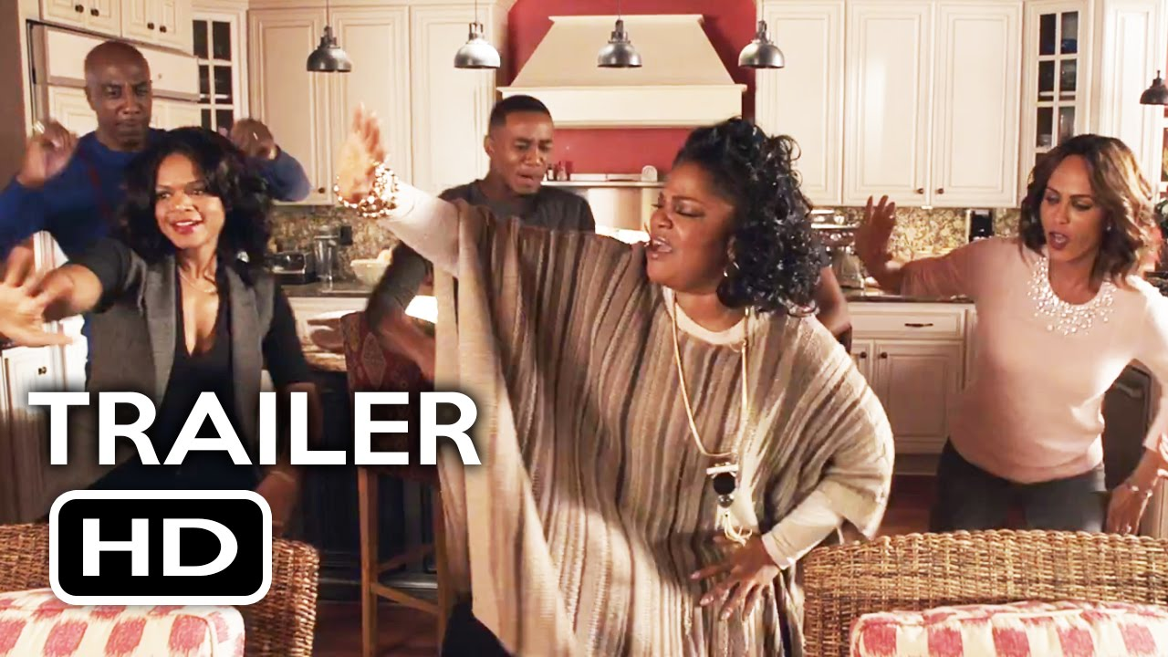 Almost Christmas Official Trailer #2 (2016) Danny Glover, Omar ...