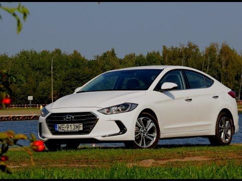 Hyundai Elantra 1.6 CRDi 136 KM
