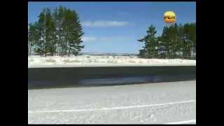 Состояние дорог в Марий Эл