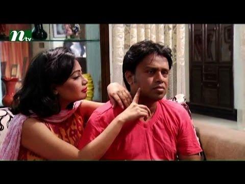 Andhokarer Manus (Uddipon) | Shirin Alam, Shahed Ali l Drama & Telefilm