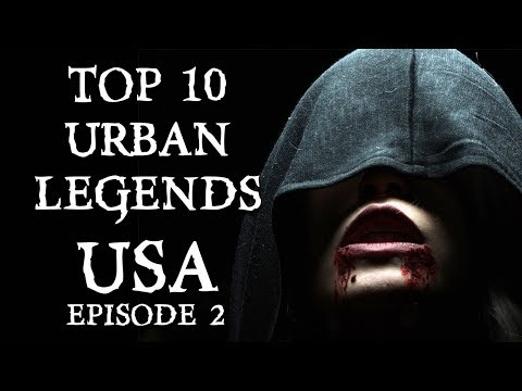 [हिन्दी] Top 10 Urban Legends From USA In Hindi | Real Horror Stories In Hindi | Episode 2 | America