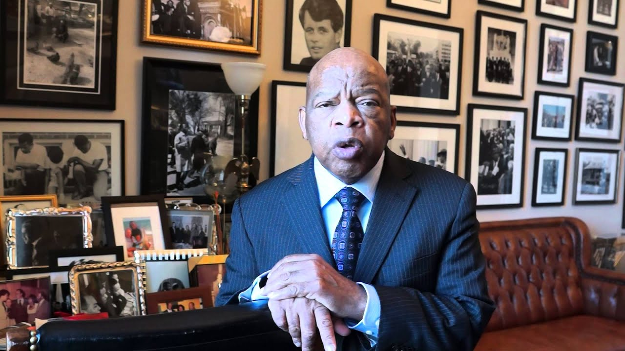 Download For Teachers & Students: John Lewis on 50th Selma Anniversary