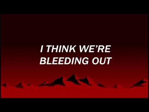 today i saw the whole world | pierce the veil | lyrics//acoustic
