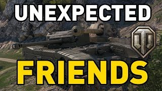 World of Tanks || Skorpion - Unexpected Friends