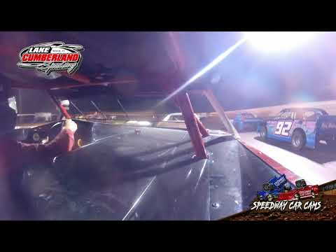 #23 Tyler Hayes - Pony - 8-25-18 Lake Cumberland Speedway - In Car Camera