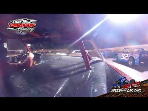 #23 Tyler Hayes - Pony - 8-25-18 Lake Cumberland Speedway - In Car Camera